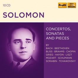 Concertos, Sonates & Pièces / Solomon