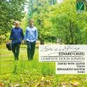 Grieg : Intégrale des Sonates pour violon