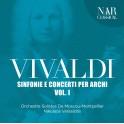 Vivaldi : Sinfonie e Concerti per Archi - Vol. 1