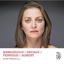 Récital Piano / Aline Piboule