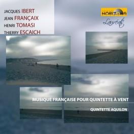 Musique française pour quintette à vent