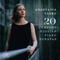 Sonates Russes pour piano du XXème Siècle / Anastasia Yasko