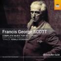 Scott, Francis George : Intégrale de l'Oeuvre pour Piano