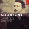 Gernsheim : Musique pour piano - Volume 2