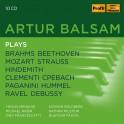 Artur Balsam joue ...
