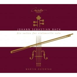 Bach : 6 Suites pour Violoncelle seul