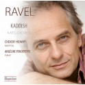 Ravel, Maurice : Kaddish mélodies