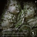 Telemann, G-P : Concertos