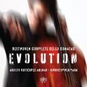 Beethoven : Evolution - Intégrale des Sonates pour violoncelle