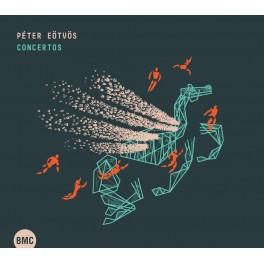 Eötvös, Péter : Concertos