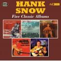 Five Classic Albums / Hank Snow