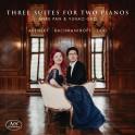 Trois Suites pour Deux Pianos / Anke Pan & Yuhao Guo