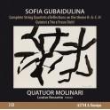 Goubaïdoulina, Sofia : Musique de chambre