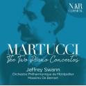 Martucci : Deux Concertos pour piano / Jeffrey Swann