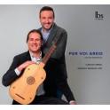 Per voi ardo - Madrigaux Italiens / Carlos Mena & Manuel Minguillon