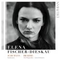 Schumann - Brahms : Oeuvres pour piano / Elena Fischer-Dieskau