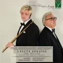 Mendelssohn : 3 Sonates pour Flûte