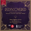 Rediscovered - Concertos britanniques pour Clarinette