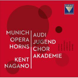 Brahms - Schumann - Schubert : Oeuvres pour choeur et cuivres