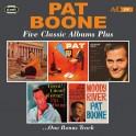 Five Classic Albums Plus / Pat Boone