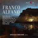 Alfano, Franco : Oeuvres pour piano / Orazio Maione