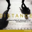 Distance / Choeur de l'église St. Andrew and St. Paul