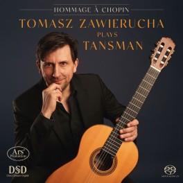 Tansman : Hommage à Chopin / Tomasz Zawierucha