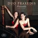 Piazzolla : Oeuvres pour Harpe & Piano / Duo Praxedis
