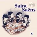 Saint-Saëns : Quatuors à Cordes