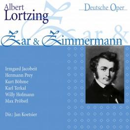 Lortzing, Albert : Zar und Zimmermann