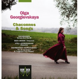 Chaconnes & Songs, oeuvres pour piano