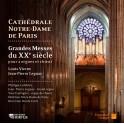Vierne - Leguay : Grandes Messes du XXe siècle pour 2 orgues et choeur