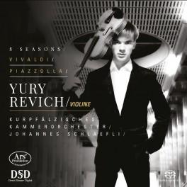 Vivaldi / Piazzolla : 8 Saisons