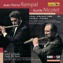 Jean-Pierre Rampal et Aurèle Nicolet, Oeuvres pour flûte