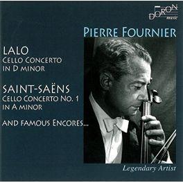Lalo - Saint-Saëns : Concertos pour violoncelle