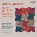 Arenski, Anton : Quintette avec piano, pièces pour piano, violon et violoncelle