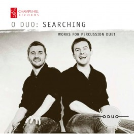 Searching, oeuvres pour duo de percussion