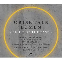 Orientale Lumen : Light Of The East
