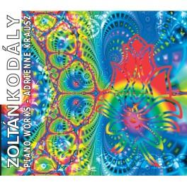 Kodaly, Zoltan : Pièces pour piano
