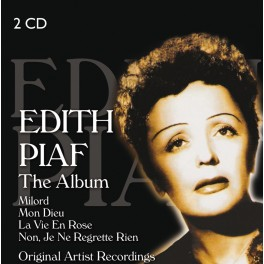 Edith Piaf - The Album