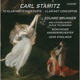 Stamitz, Carl : 10 Concertos pour clarinette