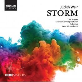 Weir, Judith : Storm
