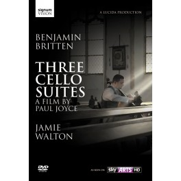 Britten, Benjamin : Trois Suites pour Violoncelle