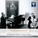 Brahms - Beethoven : Sonates pour violoncelle