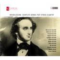 Mendelssohn : Intégrale de l'oeuvre pour quatuor à cordes
