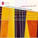 Fauré - Franck - Poulenc : Sonates pour violon
