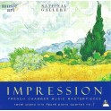 Ravel - FaurŽé : Impression, chefs-d'oeuvre de la musique de chambre française