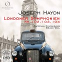 Haydn : Symphonies Londoniennes n°102, 103, 104