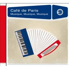 Café de Paris - Musique, Musique, Musique