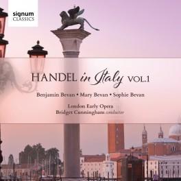 Haendel en Italie, Vol.1